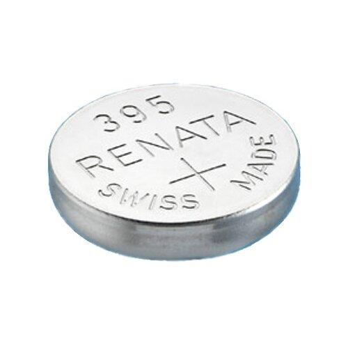 Фото - Батарейка R395 - Renata SR927SW (1 штука) батарейка cr1620 renata 1 штука