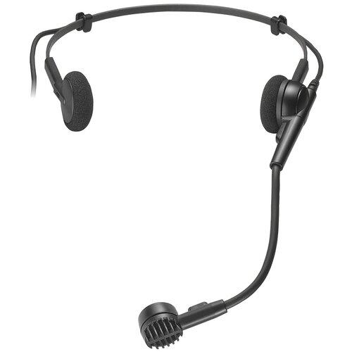 Микрофон Audio-Technica PRO8HEcW, черный