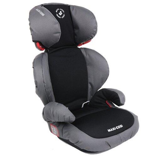 Автокресло группа 2/3 (15-36 кг) Maxi-Cosi Rodi SPS, Carbon Black автокресло maxi cosi rodi sps