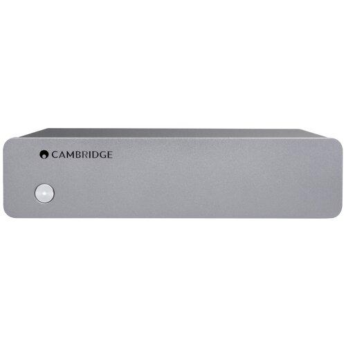 Фонокорректор Cambridge Audio Solo silver