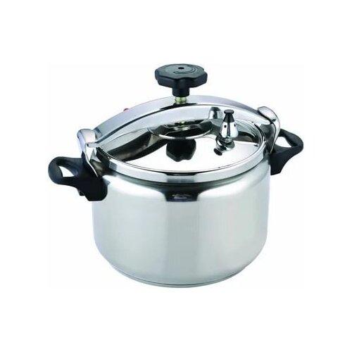 BEKKER BK-8911, Скороварка 7л, алюминиевая (диаметр: 24 см; капсулированное дно; дополнительно: стеклянная крышка, силиконовое уплотнительное кольцо)