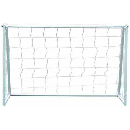Фото - Ворота DFC GOAL150T, размер 150х110 см белый ворота dfc goal180st размер 180х90 см белый