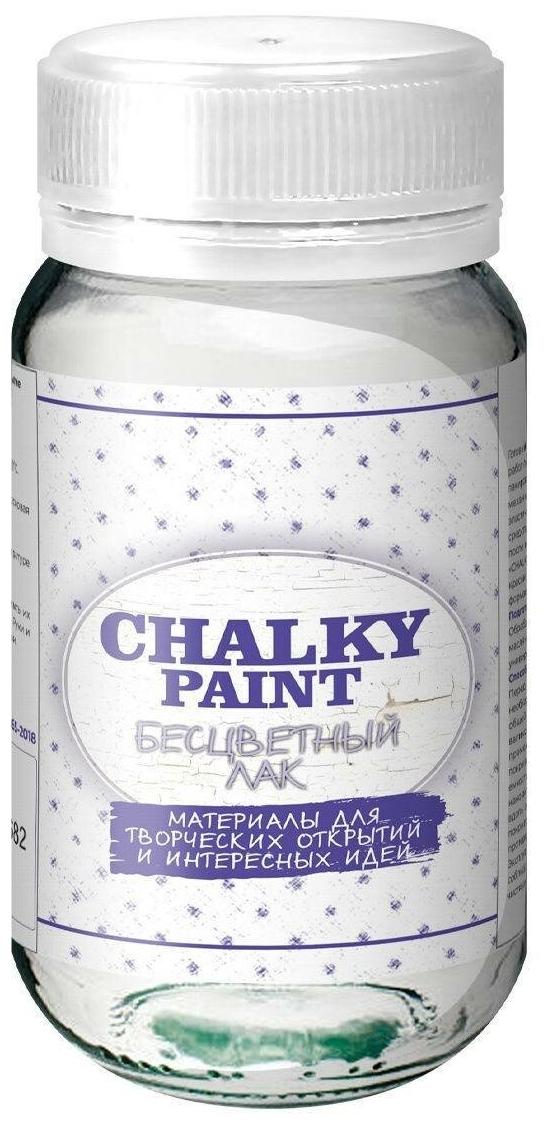 Характеристики модели Лак Chalky Paint матовый полиакриловый на Яндекс.Маркете