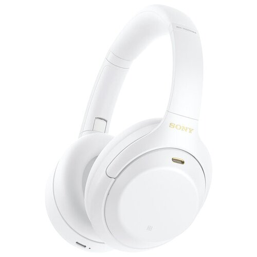 Фото - Беспроводные наушники Sony WH-1000XM4, white беспроводные наушники sony wf 1000xm4 черный
