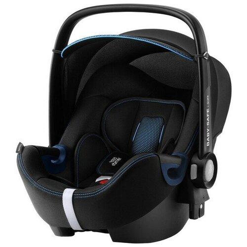 Автокресло-переноска группа 0+ (до 13 кг) BRITAX ROMER Baby-Safe2 i-Size, cool flow blue, Автокресла  - купить со скидкой