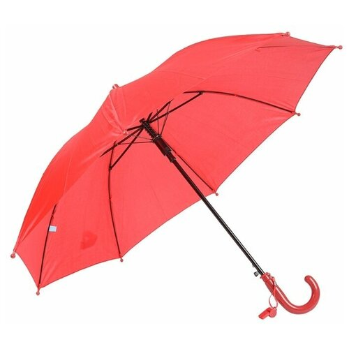 Зонт-трость Rain Lucky 912-4 LACY, детский со свистком