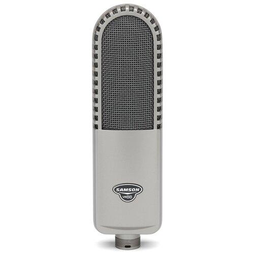 Микрофон Samson VR88, серебристый