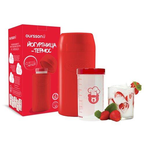 Йогуртница-термос Oursson FE55051/RD
