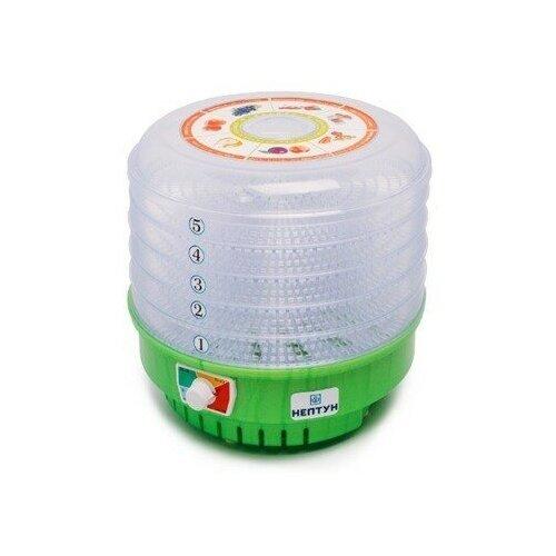 Сушилка Нептун КАЖИ 332.219.009 для овощей и фруктов (21 л. 5 поддонов) мощность 660Вт