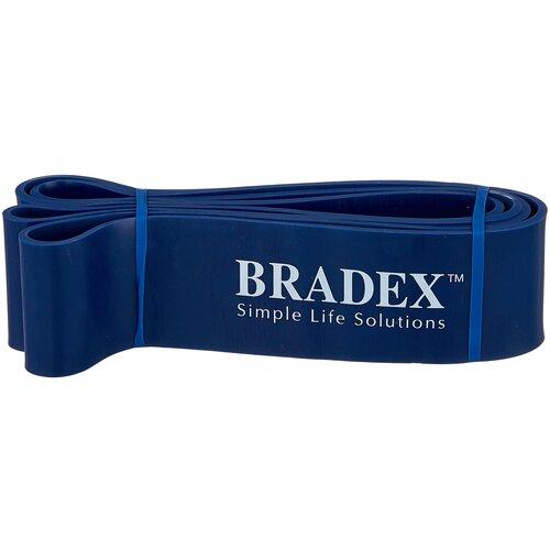 Фото - Эспандер лента BRADEX SF 0197 208 х 6.4 см синий эспандер универсальный bradex профи болл 140 х 14 см синий