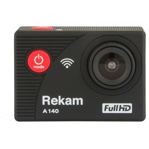 Фото - Экшн-камера Rekam A140 черный rekam vest 10 xl черный