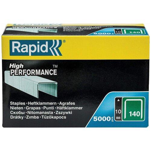 Скобы Rapid 11910711 для степлера, 10 мм