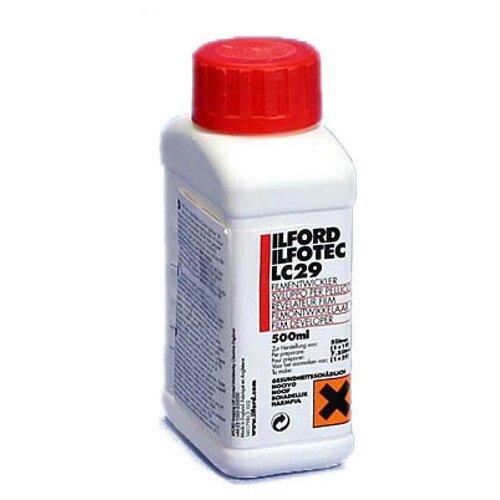 Фото - Проявитель для плёнки Ilford Ilfotec LC29, жидкость, 0.5 л фотобумага ilford multigrade rc deluxe 24 x 30 5 см перламутровая 10 л