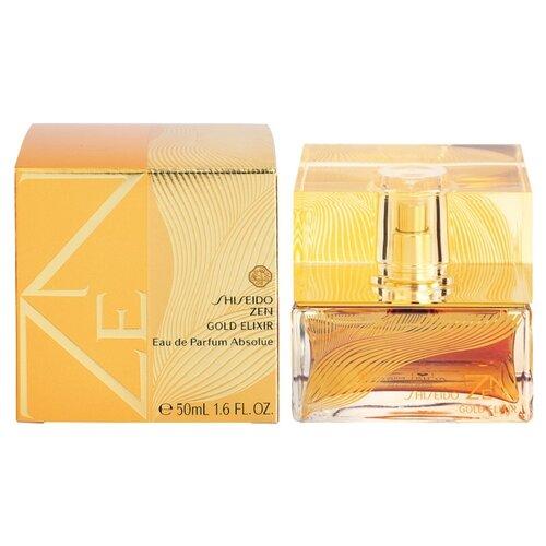 Купить Парфюмерная вода Shiseido Zen Gold Elixir, 50 мл