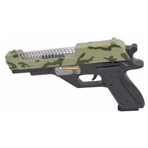 Игрушка Пистолет Наша игрушка (814С-1) игрушка