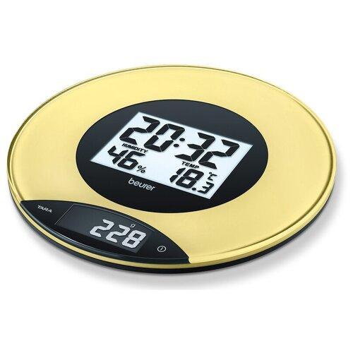 Фото - Кухонные весы Beurer KS 49 желтый кухонные весы beurer ks 51