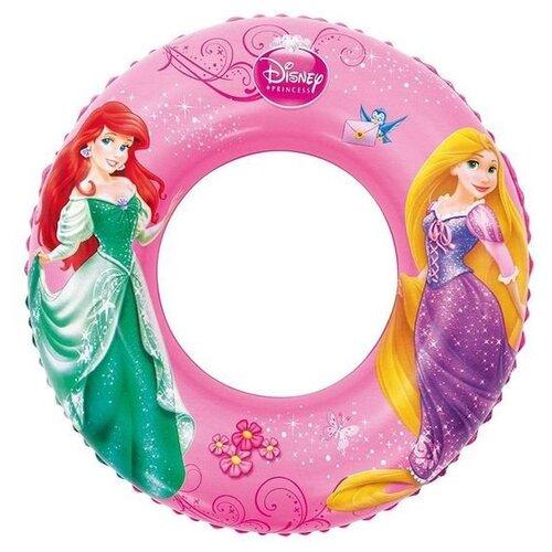 Фото - Надувной круг Принцессы Disney 56 см, BestWay круг надувной bestway 36057 76 см
