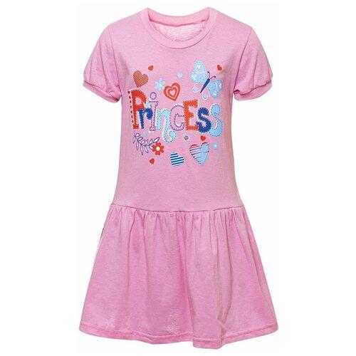 Купить Платье M&D размер 98, светло-розовый, Платья и сарафаны