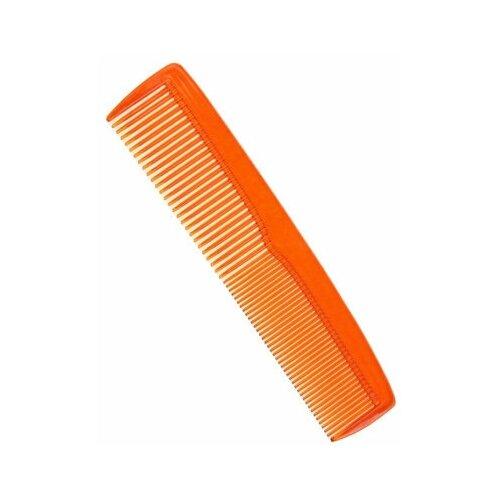 Фото - Расческа карманная для усов и волос (оранжевая) расческа для волос карманная silva пластик 12 3х2 9см арт 321