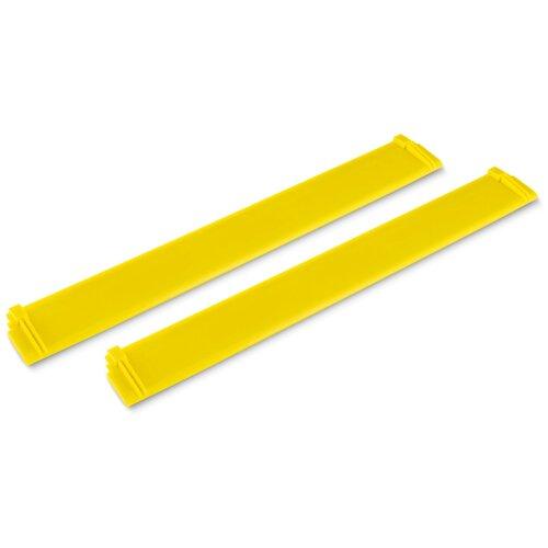 Сменные стяжки 2.633-514.0 KARCHER для стеклоочистителя желтый 2 шт.