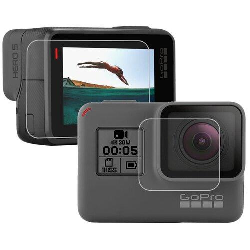 Фото - Защита объектива Flife GoPro Hero 5 black прозрачный защита объектива redline rl559 черный