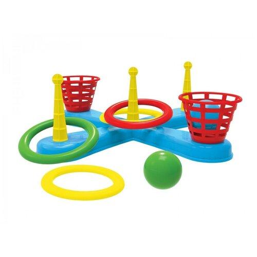 Купить Игрушка Кольцеброс плюс, ТехноК, Спортивные игры и игрушки
