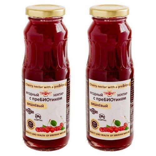 life premium нектар вишневый 1 л Ягодный нектар с пребиотиком Вишневый, 0,25 л. /2 шт.