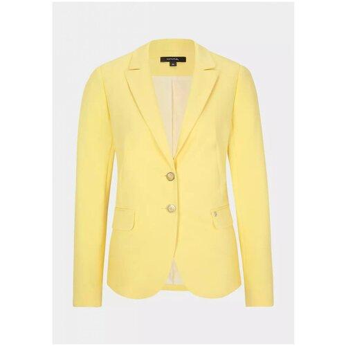 Пиджак Comma, размер 34 (XS), lemon