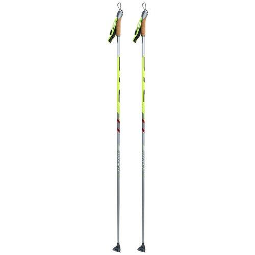 Фото - Лыжные палки STC Avanti серебристый avanti 170 лыжные палки stc алюминий с твердосплавным наконечником stc 170 170 см
