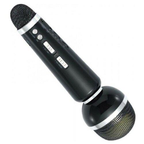Беспроводной караоке-микрофон WS-1807 (черный)