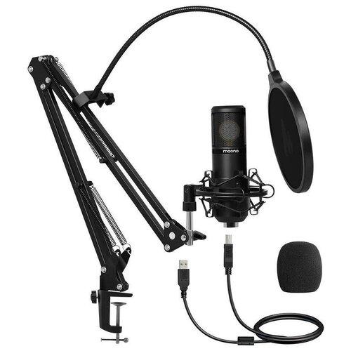 Микрофон Maono AU-PM430 черный