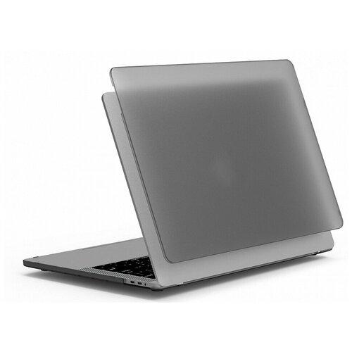 Чехол накладка пластиковая WIWU iSHIELD Hard Shell для Macbook Air 13 2020 (Black)