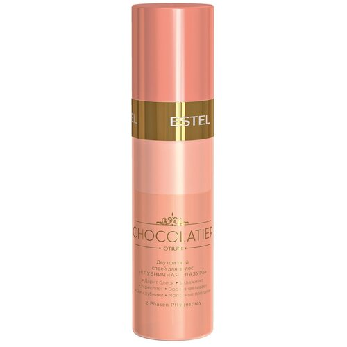 Купить Estel Professional Двухфазный спрей для волос «Клубничная глазурь» ESTEL CHOCOLATIER (200 мл)