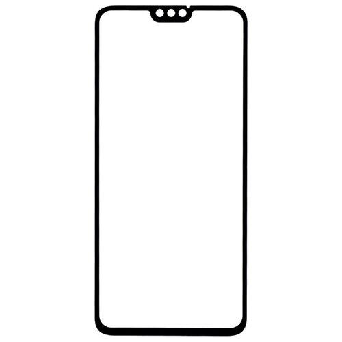 Защитное стекло Gosso FULL SCREEN для Huawei Honor 8X черный