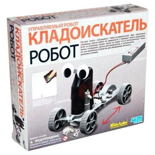 Купить Набор 4M Управляемый робот кладоискатель, Наборы для исследований