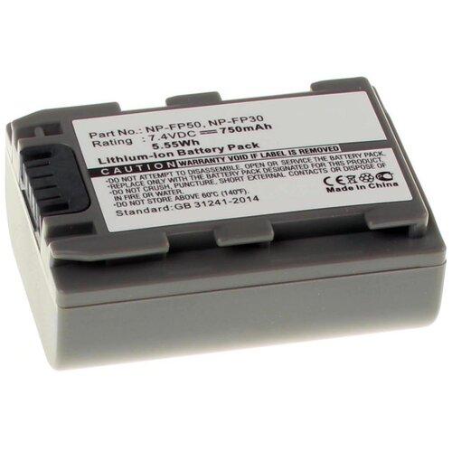 Фото - Аккумулятор iBatt iB-U1-F280 750mAh для Sony HDR-HC3, DCR-SR60, DCR-HC23E, DCR-HC17E, DCR-HC26E, DCR-HC35E, DCR-HC30E, DCR-HC96E, DCR-HC18E, DCR-HC32E, DCR-HC19E, DCR-DVD105E, DCR-HC46E, DCR-HC42E, DCR-DVD405E, аккумулятор ibatt ib u1 f324 3300mah для sony dcr sr62 dcr sr300 hdr hc7 hdr ux5 dcr sr100 hdr ux7 dcr sr45 hdr sr11e dcr sr65 hdr sr10e dcr sx40 dcr dvd610e dcr dvd106e dcr sr42 dcr sr47 hdr sr12e
