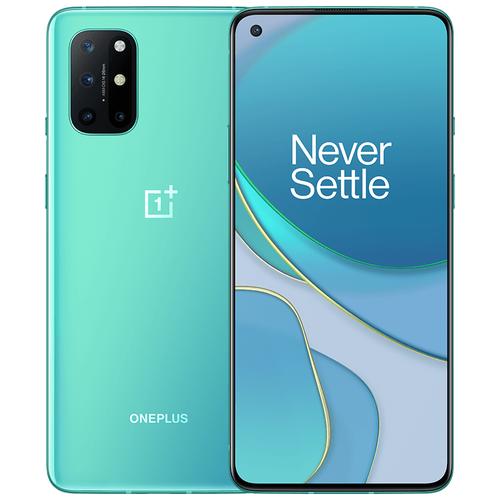Смартфон OnePlus 8T 12/256GB aquamarine green
