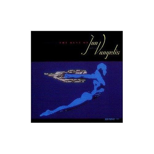 Фото - Компакт-диски, Polydor, JON & VANGELIS - The Best Of Jon & Vangelis (CD) george chalmers an historical view of the domestic economy of g britain and ireland