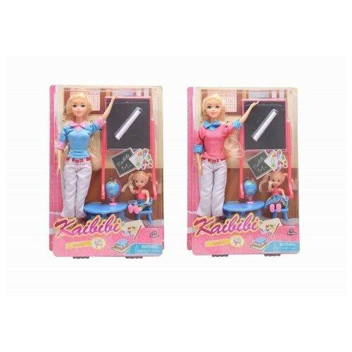Набор из 2-х кукол, с аксессуарами
