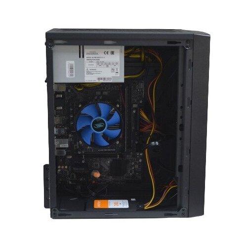 I3 8100 (4*3.6) 4 потока/8Gb DDR4/SSD 240Gb/встроенная графика UHD 630/450Вт/Windows10 Pro без лицензии компьютер (ПК, системный блок)