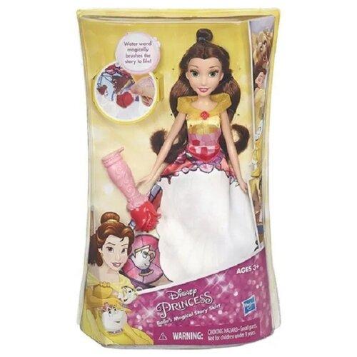 Кукла Hasbro Disney Princess Белль в сказочной юбке, B6850