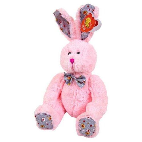 Мягкая игрушка ABtoys Кролик, 23 см (M2068)