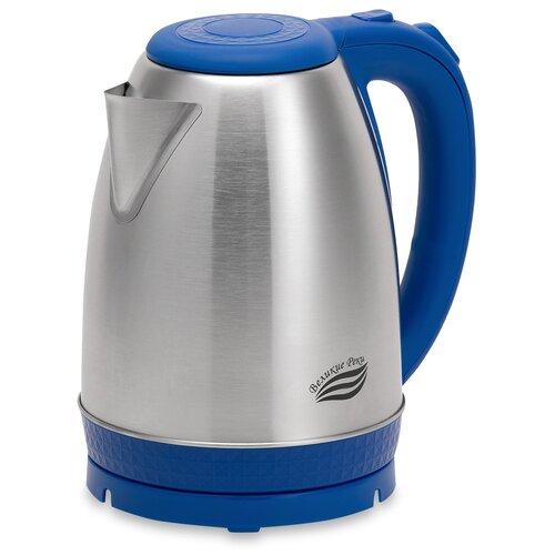 Чайник Великие реки Амур-1, синий