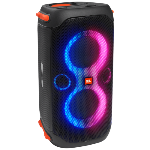 Портативная акустическая система JBL Partybox 110 с мощностью 160 Вт BLK JBLPARTYBOX110RU