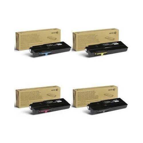 Фото - Xerox 106R03521-106R03523-106R03522-106R03532 Картриджи комплектом полный набор повышенной емкости CMYK:4.8K, BK:10.5K стр. [выгода 3%] для VersaLink C400DN C400, C400N, C405DN C405, C405N hp m0j98ae m0j94ae m0j90ae m0k02ae картриджи комплектом 991x полный набор повышенной емкости cmyk 16k bk 20k стр [выгода 2