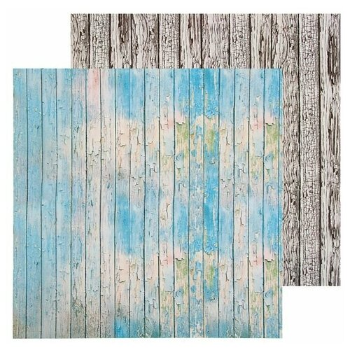 Фото - Арт Узор Фотофон двусторонний «Доски окрашенные», 45 × 45 см, переплётный картон, 980 г/м фотофон арт узор кирпич белый