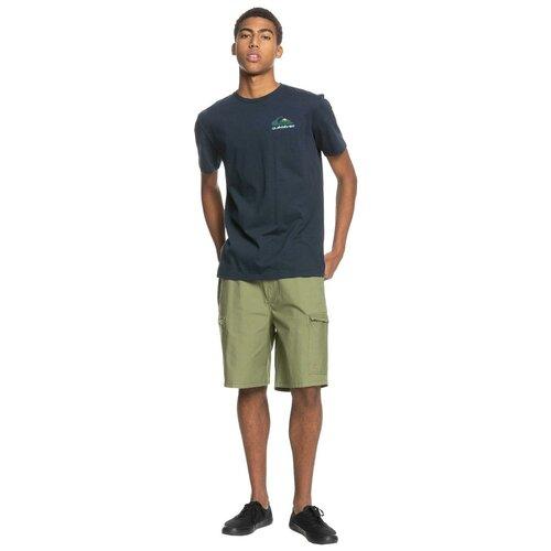 Футболка Quiksilver Reflect размер XL, navy blazer (byj0)