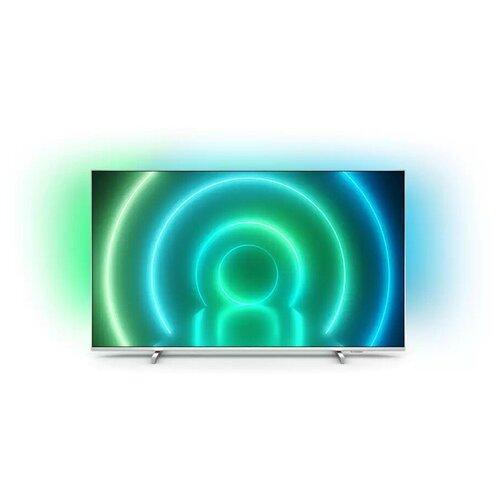 Фото - ЖК Телевизор 4K UHD LED Philips на базе ОС Android TV 50PUS7956 50 дюймов 4k uhd телевизор samsung ue75au8000uxru