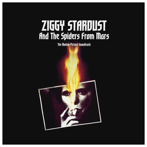 David Bowie. Ziggy Stardust And The Spiders From Mars. The Motion Picture Soundtrack david bowie ziggy stardust
