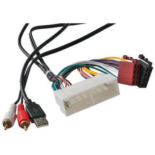 Incar ISO HY-04A (ISO-переходник для а/м Hyundai 2016+, KIA 2016+)(AUX/ USB/ Wheel/ Camera)